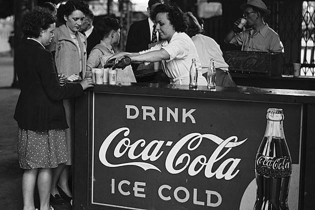 Coca-Cola Stall
