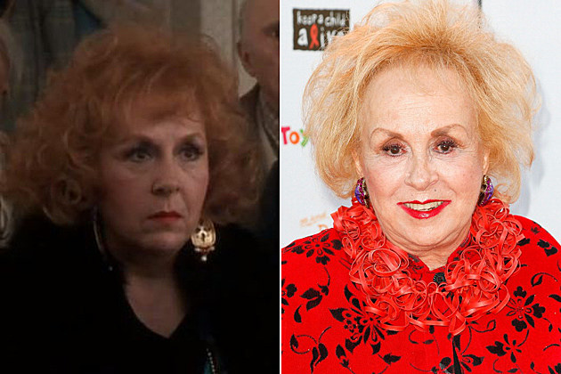 doris roberts christmas vacation