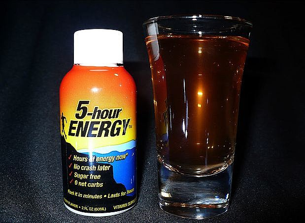 energy drinks stuff that kills Many energy drinks and other products feature very large amounts of caffeine -- approximately three times the amount found in a regular cup of coffee -- often along with other stimulants.