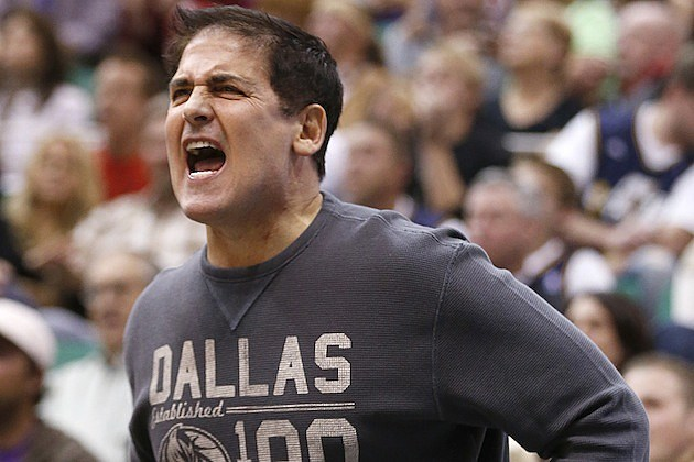 Dallas Mavericks v Utah Jazz mark cuban