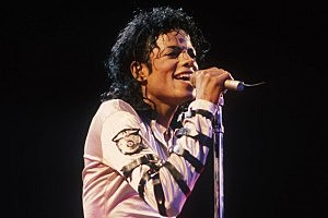 Michael Jackson's first solo concert