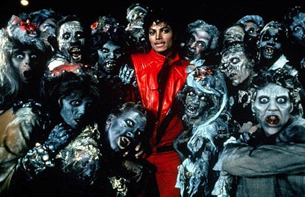 Michael jackson zombie music video