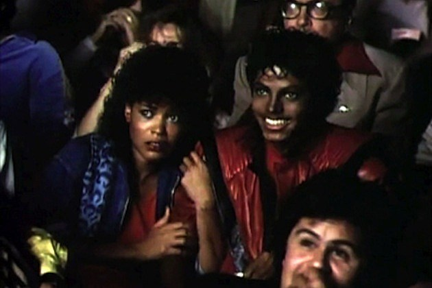 michael jackson thriller theater ola ray