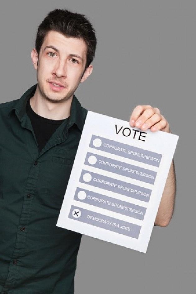 Oblivious Voter