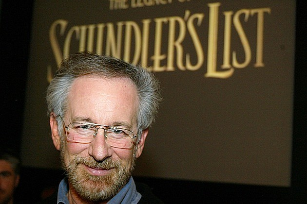 Legacy of Schindler's List DVD release event steven spielberg