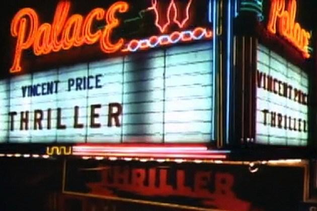 thriller marquee