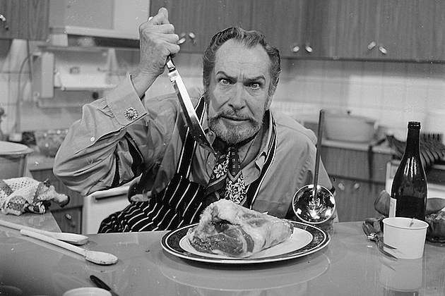 The Horror King vincent price