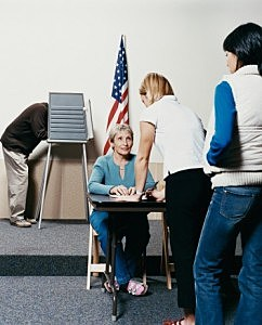 Voting Volunteer