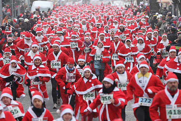 michendorf germany santa run