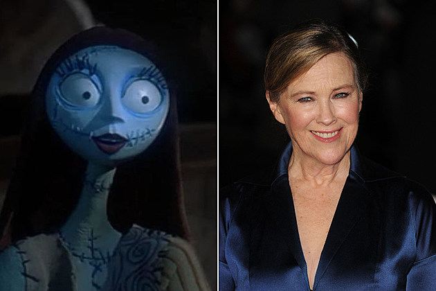 See the Cast of 'The Nightmare Before Christmas' Then and Now