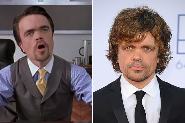 Peter Dinklage Elf