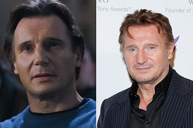 Liam Neeson  Love Actually