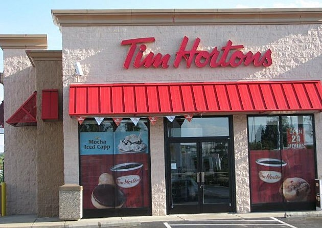 Buy from Walmart, Ontario Tim Hortons franchisees told, as a shortage hits Guelph warehouse