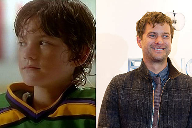 See the kids of 'the mighty ducks' then and now