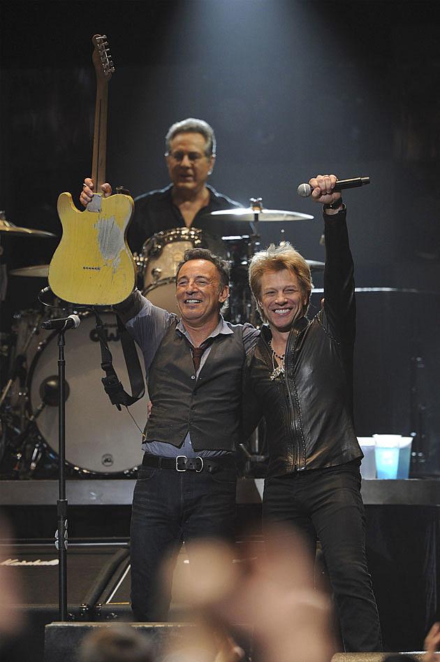 Springsteen Bon Jovi