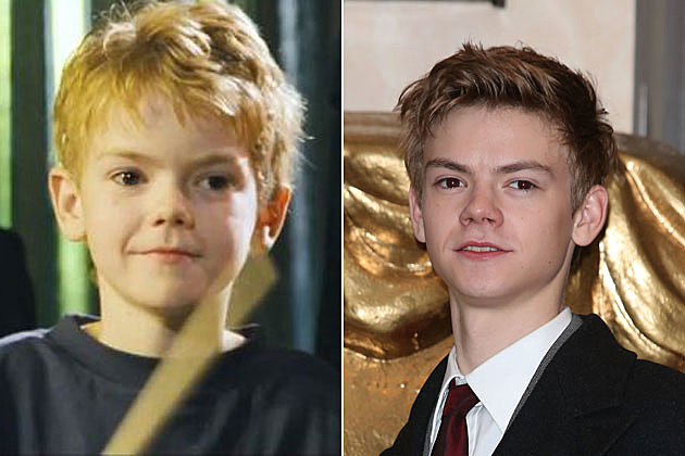 Thomas Sangster Love Actually