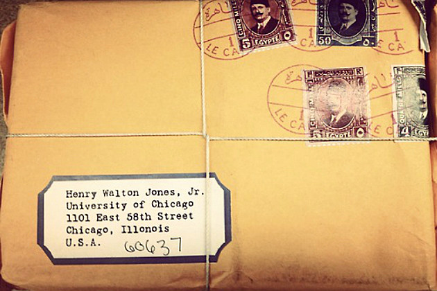 University of Chicago Receives Mysterious Package Addressed to Indiana Jones