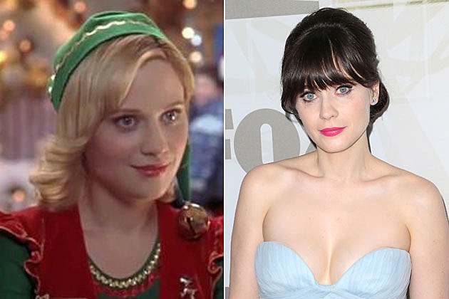 Zooey Deschanel Elf