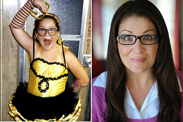 See Bee Girl Heather Deloach Then And Now