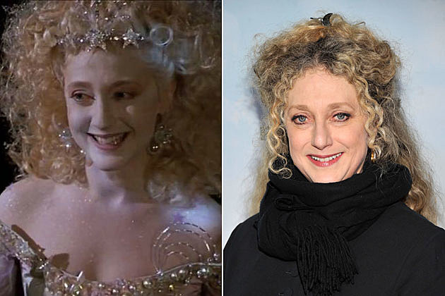 See the Cast of 'Scrooged' Then and Now