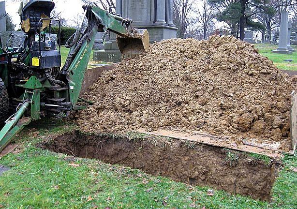 Grave Digging