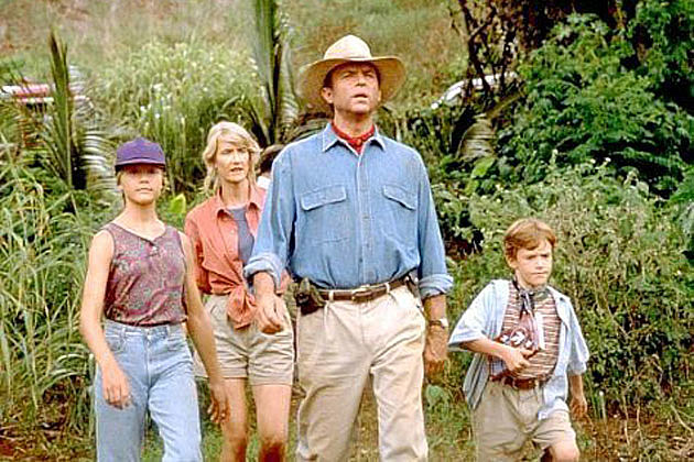 See the Cast of 'Jurassic Park' Then and Now