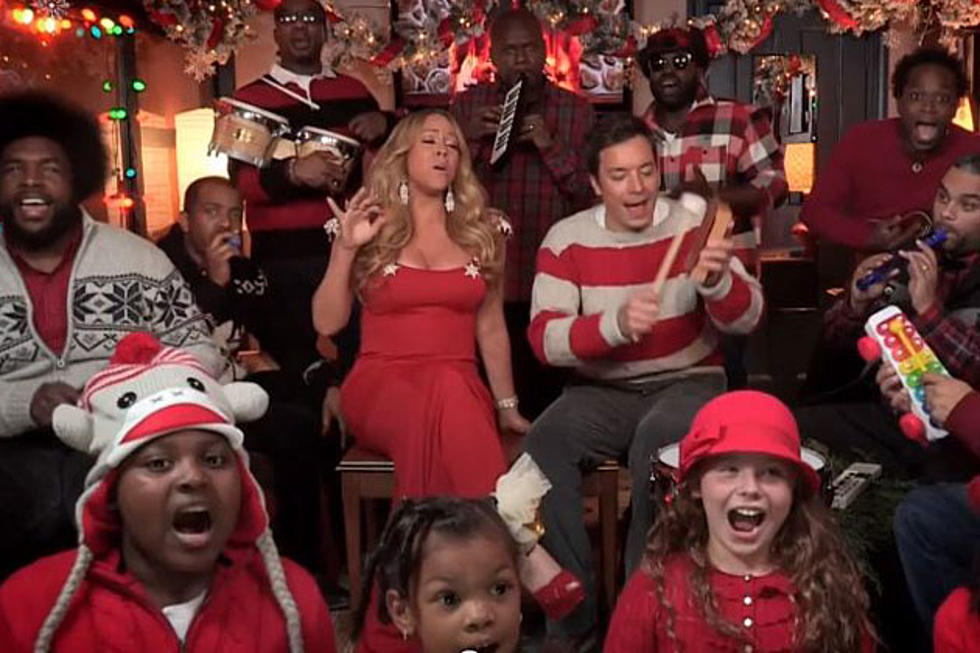 Jimmy Fallon, Mariah Carey and The Roots Perform Best \'All I Want ...