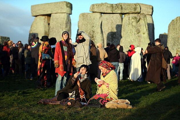 Druids Celebrate