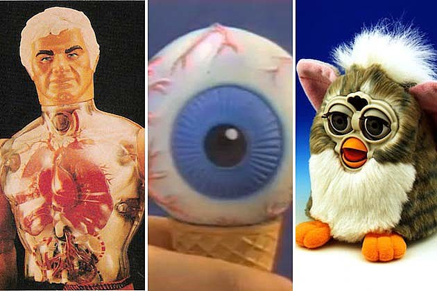 10 Weird Fad Toys Every Kid Had to Have for Christmas