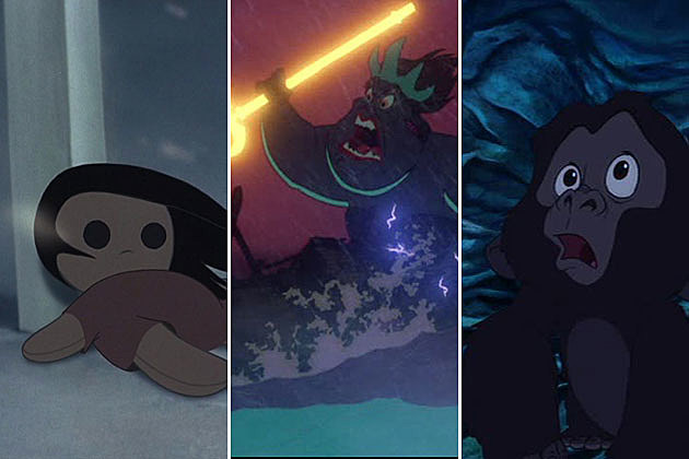Disney Traumatic Moments