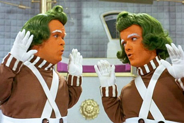 Man Attacked by Oompa Loompas