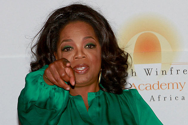 Oprah Twitter