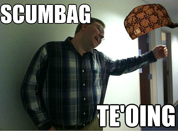 Scumbag Teoing