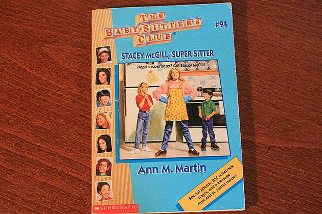 'The Baby-Sitters Club #94'