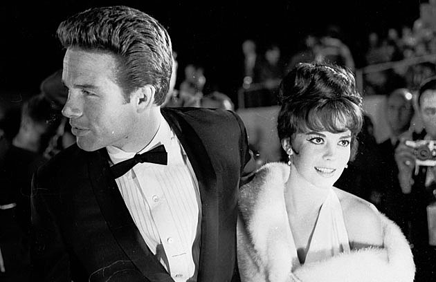 Warren Beatty Natalie Woods