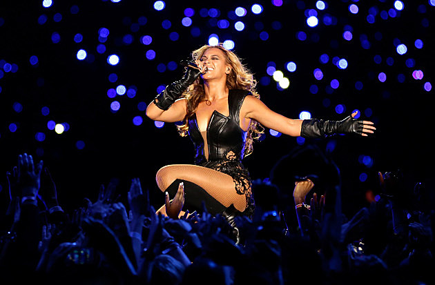 Beyonce Unflattering Photo