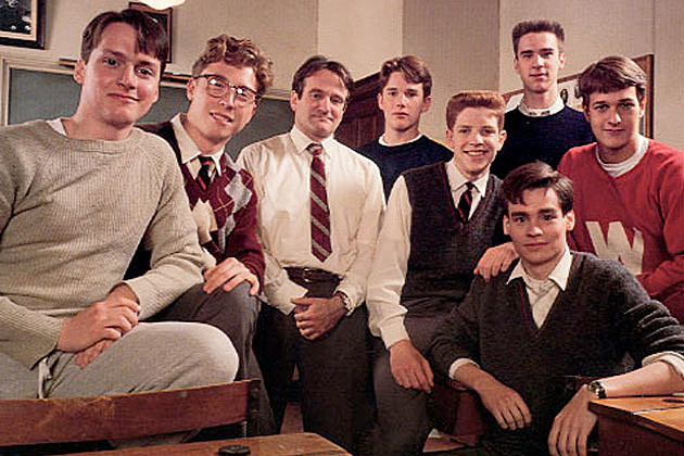 """carpe diem in the film dead poets society In 1989, robin williams played an inspirational boarding school teacher in the film """"dead poets society,"""" a role that earned him an oscar nomination (touchs."""