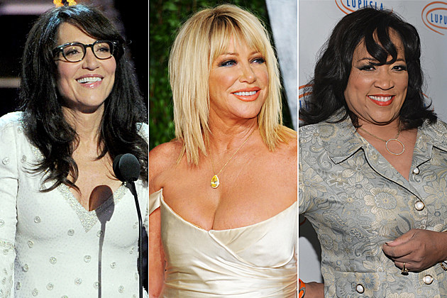 Katey Sagal / Suzanne Somers / Jackee Harry