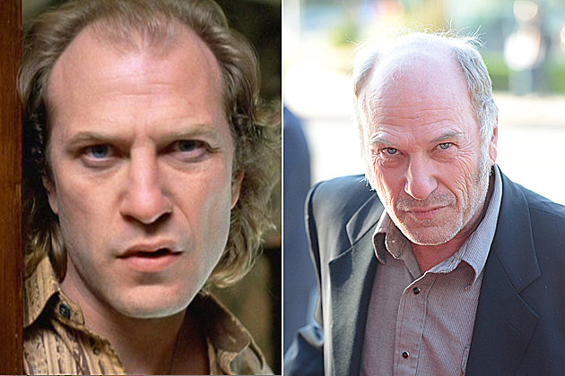 Ted Levine Then and Now