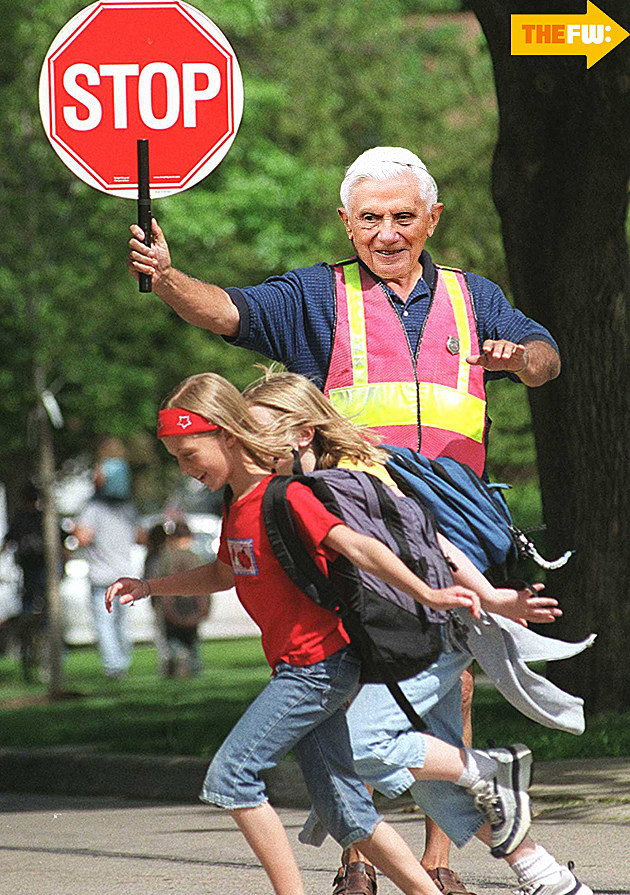 TheFW Crossing Guard