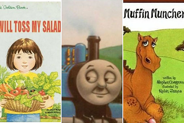 inappropriate children's books