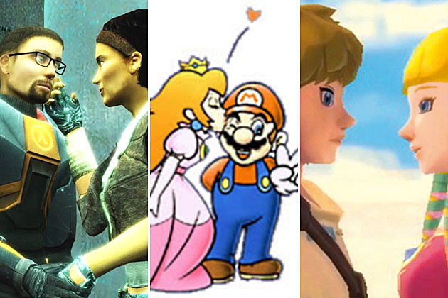 Video Game Couples