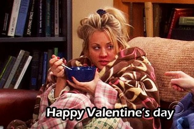 Big Bang Theory Valentine's Day