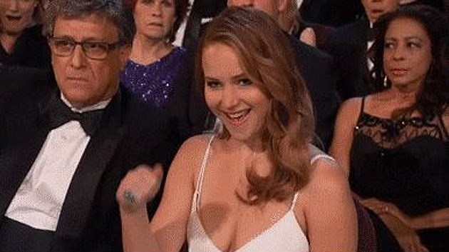 Jennifer Lawrence GIFs