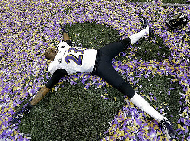 Super Bowl Confetti Angel