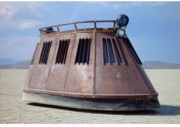 land tank
