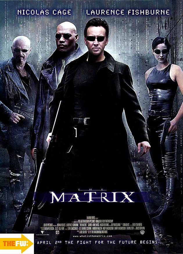 matrix nic cage