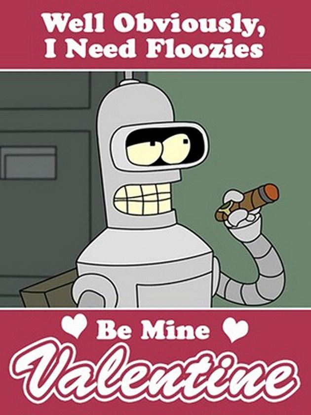Bender Valentine