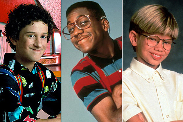 Dustin Diamond / Jaleel White / Lee Norris