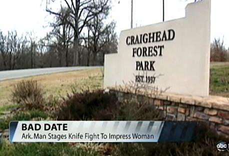 Knife date